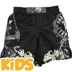 Детские ММА шорты Hardcore Training Koi 2.0