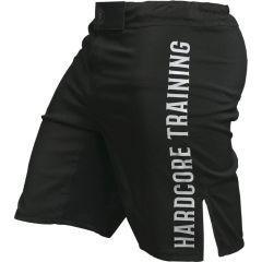 ММА шорты Hardcore Training Black