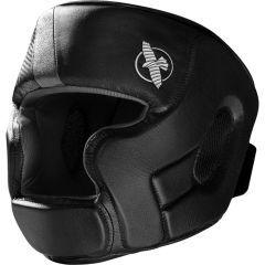 Боксерский шлем Hayabusa T3 - черный/серый