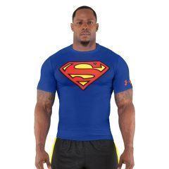 Рашгард Under Armour Superman