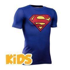 Детский рашгард Under Armour Superman