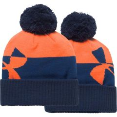 Зимняя шапка Under Armour Boy`s Pom Beanie Upd