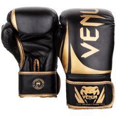 Боксерские перчатки Venum Challenger 2.0 Black/Gold