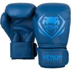 Боксерские перчатки Venum Contender Navy/Navy