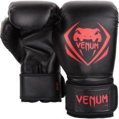 Боксерские перчатки Venum Contender Black/Red