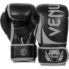 Боксерские перчатки Venum Challenger 2.0 Black/Grey