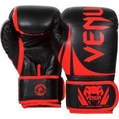 Боксерские перчатки Venum Challenger 2.0 Black/Red
