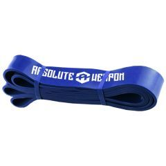 Синяя резиновая петля Absolute Weapon (до 65 кг), 64 мм
