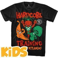 Детская футболка Hardcore Training Angry Vitamins