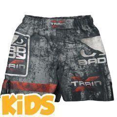 Детские ММА шорты Bad Boy X-Train