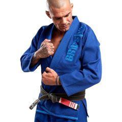 Кимоно (ги) для БЖЖ Grips Athletics Italian - синий