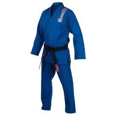 Кимоно (ГИ) для БЖЖ Hayabusa Pro Jiu Jitsu Gi - синий
