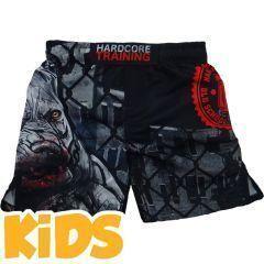 Детские ММА шорты Hardcore Training PitbullCity