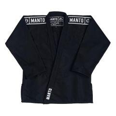 Кимоно (ги) для БЖЖ Manto AKO - черный