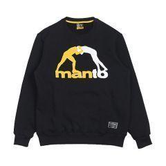 Свитшот Manto Classic Black