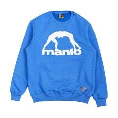 Свитшот Manto Vibe Blue