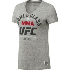 Женская футболка Reebok R & M UFC