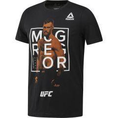 Спортивная футболка Reebok UFC McGregor Fighter