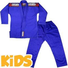 Детское кимоно (ги) для БЖЖ Tatami Nova Mk4 Blue