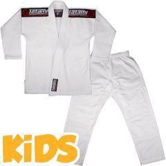 Детское кимоно (ги) для БЖЖ Tatami Nova Mk4 White