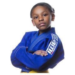 Детское кимоно (ги) для БЖЖ Tatami Nova Estilo 5.0 Premier Blue