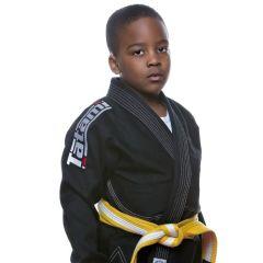 Детское кимоно (ги) для БЖЖ Tatami Nova Estilo 5.0 Premier Black