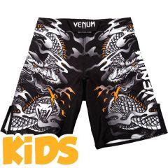 Детские мма шорты Venum Dragon`s Flight