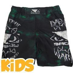 Детские мма шорты Bad Boy Warrior