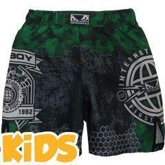 Детские мма шорты Bad Boy International