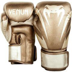 Боксерские перчатки Venum Impact Gold