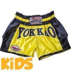 Детские тайские шорты Yokkao
