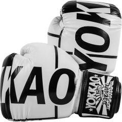 Боксерские перчатки Yokkao Cube