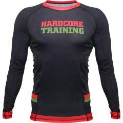 Рашгард Hardcore Training Red-Green