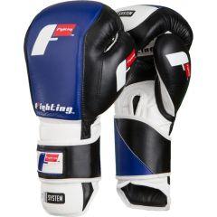 Боксерские перчатки Title Fighting Sports S2 Gel Fierce