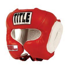 Боксерский шлем Title Gel World