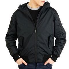 Бомбер Trailhead MJK493 Black