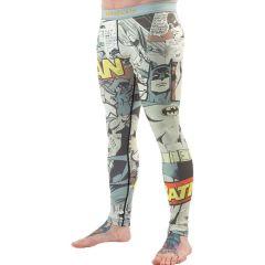 Компрессионные штаны Fusion Batman Pop Art