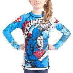 Детский рашгард Fusion Superman Krunch
