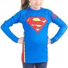 Детский рашгард Fusion Superman