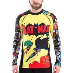 Рашгард Fusion Batman Number 1