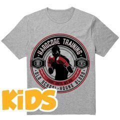 Детская футболка Hardcore Training Round