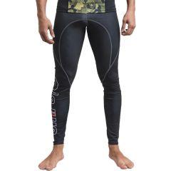 Компрессионные штаны Grips Black