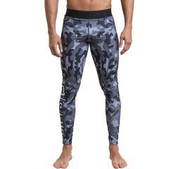Компрессионные штаны Grips Night Camo
