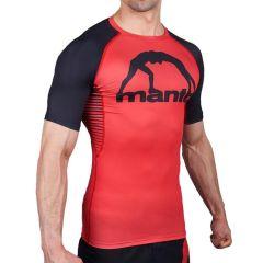 Рашгард Manto Logo Red