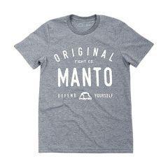 Футболка Manto Oldschool Melange