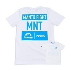 Футболка Manto MNT White