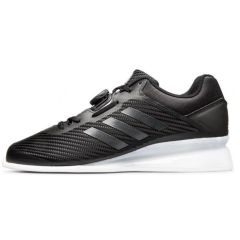 Штангетки Adidas Leistung. 16 II - black/core black/ftwr white