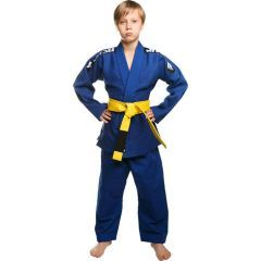 Детское кимоно (ги) для БЖЖ Jitsu BeGinner Blue
