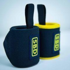 Кистевые бинты SBD Wrist Wraps Flexible - 2 шт. (летняя серия)