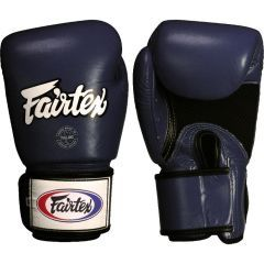 Боксерские перчатки Fairtex BGV1 Breathable Navy